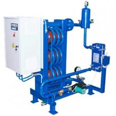 Для автономного теплоснабжения с аккумуляцией тепла комбинированные системы ВЕНА-ХХХ-АК