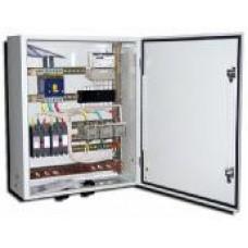 Ящики с автоматическим выключателем на вводе, автоматическими выключателями и средством учёта ЯАаУ ШМК