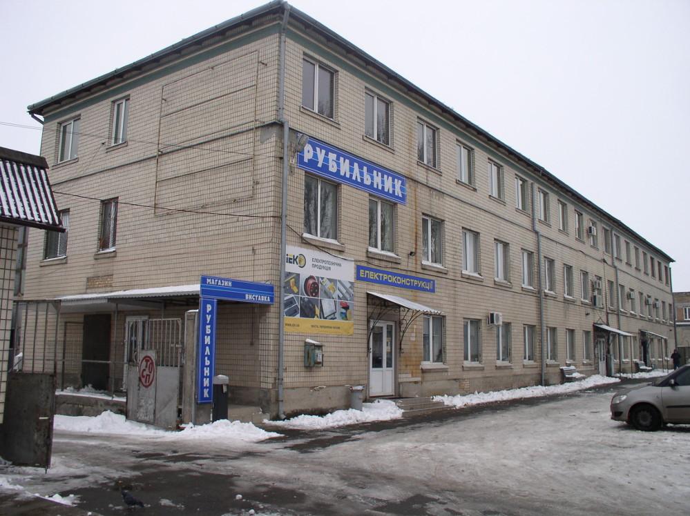 административно-офисное здание в Вишнёвом