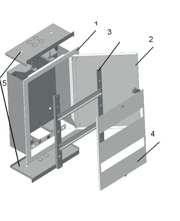 Схема шкафа МВ